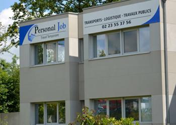 Agence de Vitré Personal Job