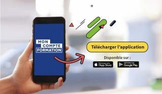 """--- Application ---    """"Mon Compte Formation"""""""
